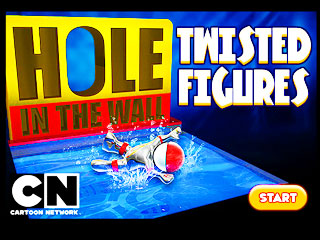 เกมส์ Hole In The Wall - Twisted Figures