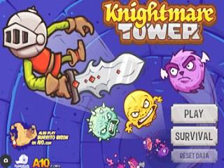 เกมส์ Knightmare Tower