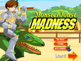 เกมส์ Monster Madness