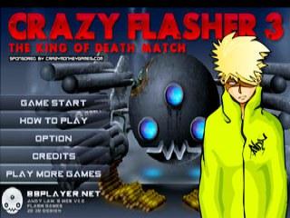 เกมส์ crazy flasher 3