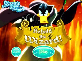 เกมส์ Looney Tunes: Behold The Wizard