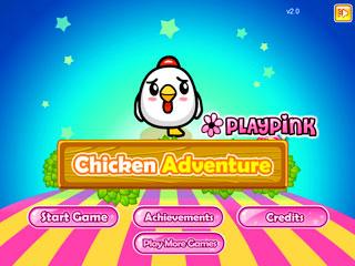 เกมส์ Chicken Adventure