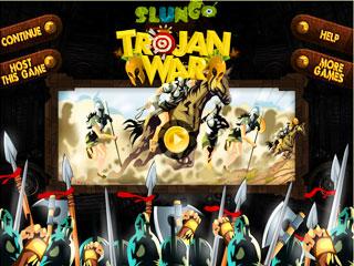 เกมส์ Trojan War TD