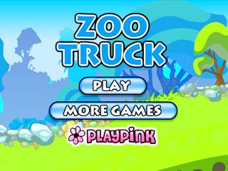 เกมส์ Zoo Truck