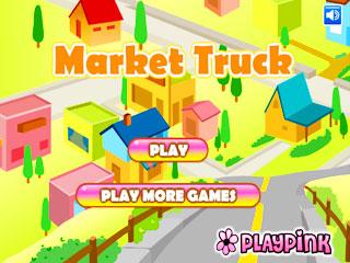 เกมส์ Market Truck