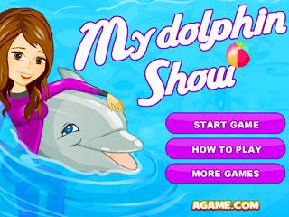 เกมส์ My Dolphin Show