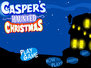 เกมส์ Casper's Haunted Christmas