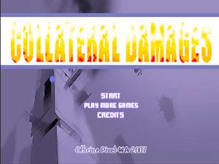 เกมส์ Collateral Damages
