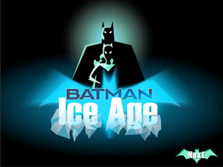 เกมส์ Batman Ice Age