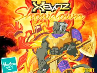 เกมส์ Xevoz Showdown