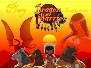 เกมส์ Dragon Warrior