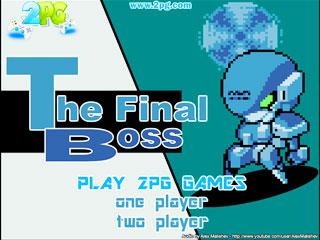 เกมส์ The Final Boss