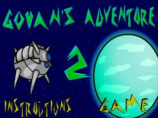 เกมส์ Gohans Adventure 2