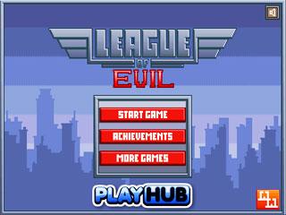 เกมส์ League Of Evil