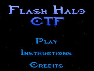 เกมส์ Flash Halo