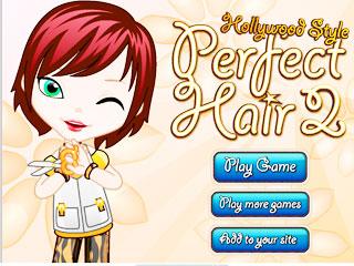เกมส์ Style Perfect Hair 2