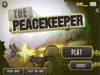 เกมส์ The Peacekeeper