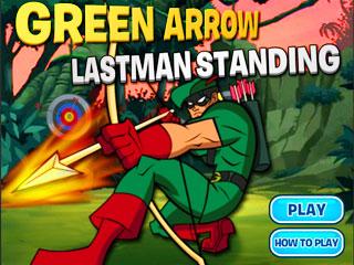 เกมส์ Green Arrow: Last Man Standing