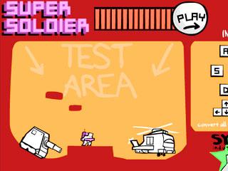 เกมส์ Super Soldier