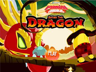 เกมส์ Kung Fu Panda: Enter the Dragon