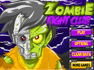 เกมส์ Zombie Fight Club