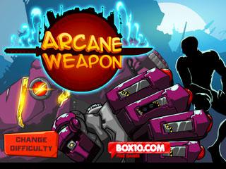 เกมส์ Arcane Weapon