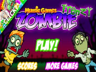 เกมส์ Zombie Frenzy