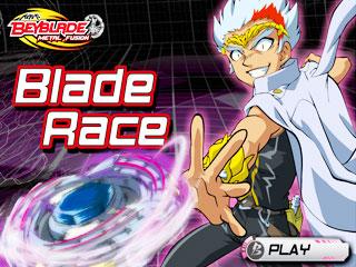 เกมส์ Beyblade Race
