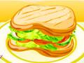 เกมส์ Chicken Sandwiches