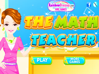 เกมส์ The Math Teacher