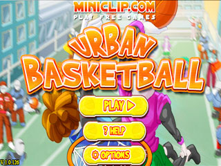 เกมส์แข่งบาสมันๆ (Urban Basketball)