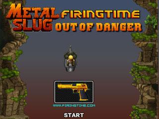 เกมส์ Metal Slug Out of Danger