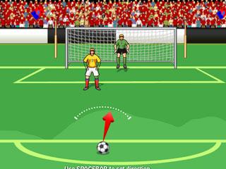 เกมส์ World Cup 2014 Free Kick