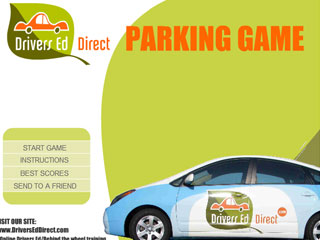 เกมส์ Drivers ed direct parking game