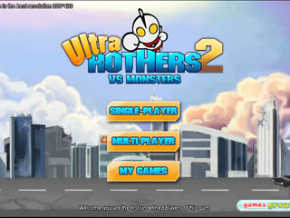 เกมส์ Ultraman Brothers 2