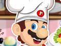 เกมส์ Mario Cooking Noodle