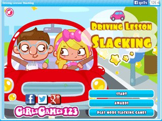 เกมส์ Driving Lesson Slacking