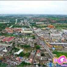 เมืองบางบัวทอง เมืองใหญ่อันดับ 2 ของจังหวัดนนทบุรี