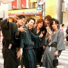 มาดูคนญี่ปุ่น ในชุดยูกาตะกัน