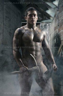 ภาพสวยๆ Naked For a Cause