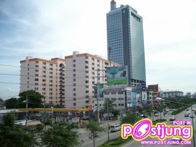 ตึกจัสมิน ถ.แจ้งวัฒนะ สูง44ชั้น สูงที่สุดในจังหวัดนนทบุรี