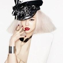 Girls' Generation on Vogue Korea magazine in Boys and Gaga style.