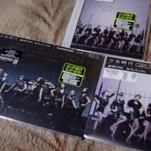 มาแล้ว CD&DVD snsd japan album - MR.Taxi & Run Devil Run