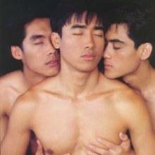 Asian man  man