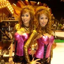 Costume สาว ๆในชิงร้อยชิงล้าน