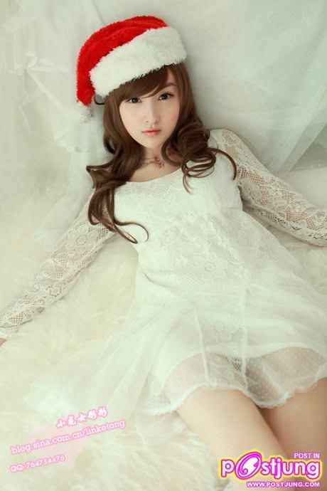 สวยเซ็กซี่ไม่มีกั๊กกับสาว Lin Ketong