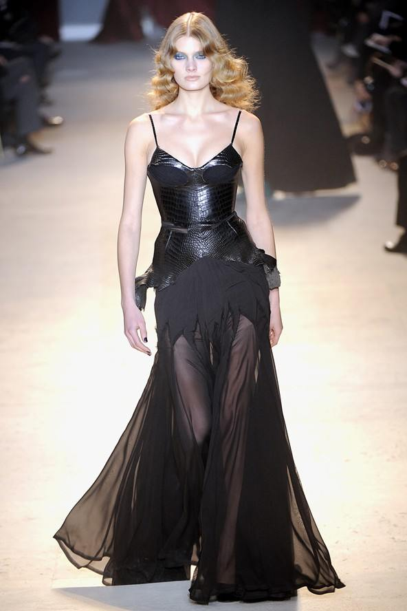 Zac Posen : Autumn/Winter 2011-12