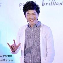 หนุ่มหน้าตี๋ แอมป์ the star งานเปิดตัว HTC Cha Cha @ Siam Paragon
