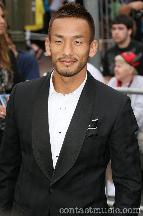 Hidetoshi Nakata  นักบอลสุดเนี๊ยบ