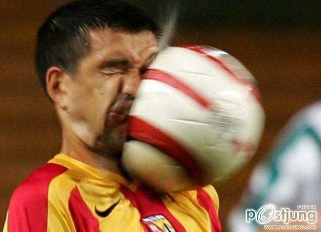 รูปภาพรวมมิตร บอลอัดหน้า เจ็บนี้รสบอลอัด